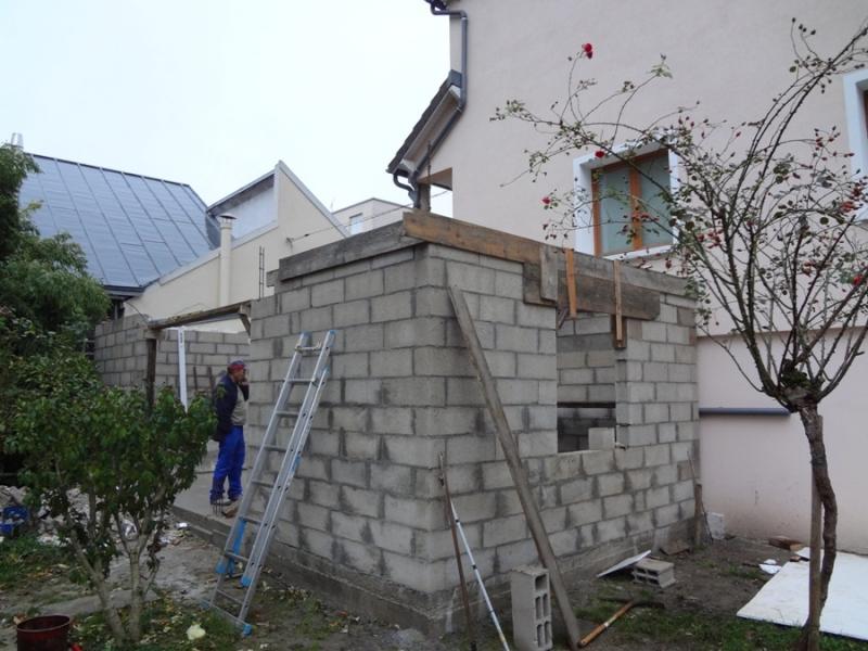 Extension construction annexe maison for Ashoka a la maison annexe