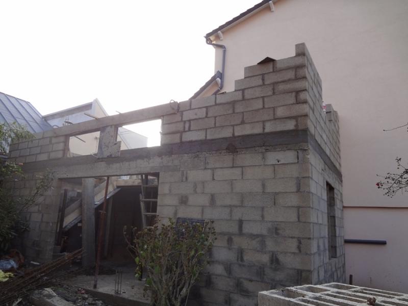 Extension construction annexe maison for Cout annexe construction maison