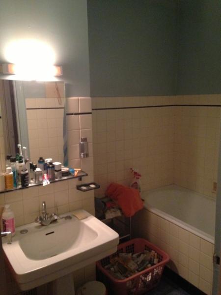 r novation remplacement douche wc cuisine salle de bain salle d 39 eau parquet moquette construct deco. Black Bedroom Furniture Sets. Home Design Ideas