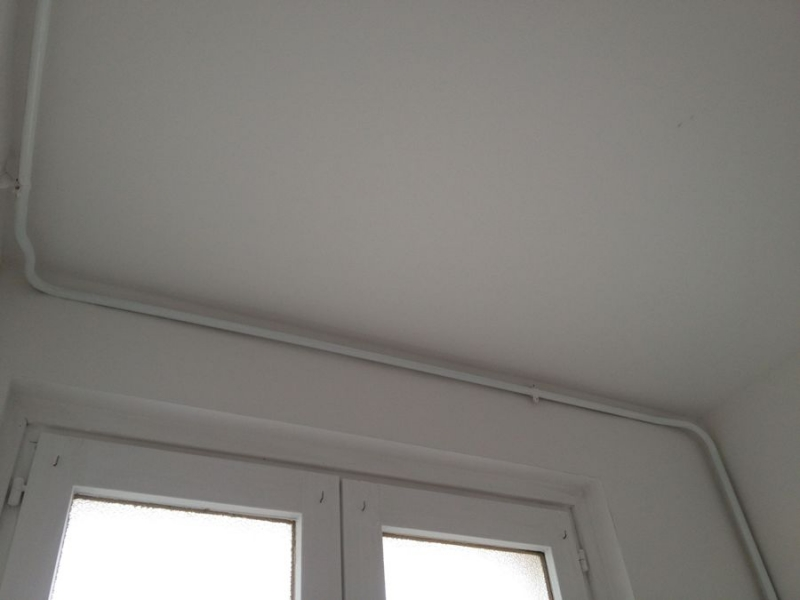 Reconditionnement plafond